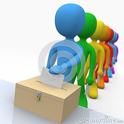 Free Voting Stock Photo - 2086700