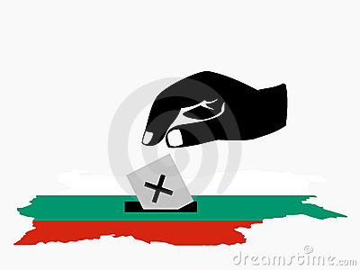Voting In Bulgarian Election Stock Images - Image: 8408874