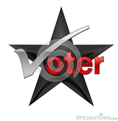 Voting illustration