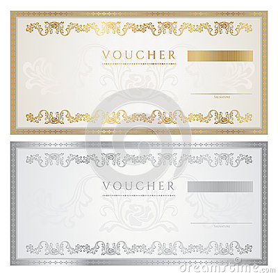 coupon voucher template free .