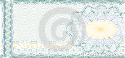 For Voucher, Gift Certificate, Coupon or Banknote