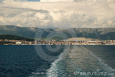 Voyage from Split