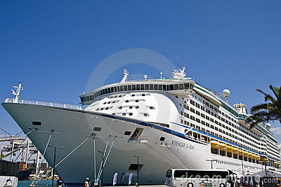 Voyager of the Seas Editorial Image