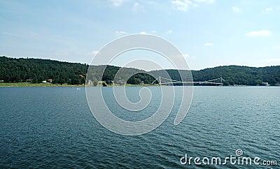 Vranov Dam, Vranov nad Dyji, Czech Republic