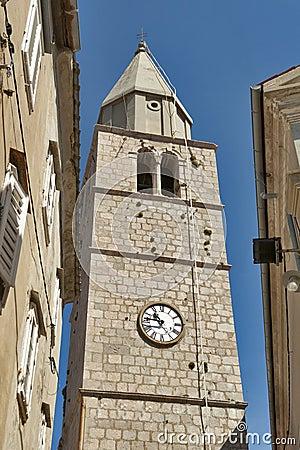 Vrbnik town hall, Croatia