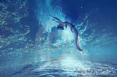 Vrij duik