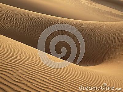 Vrouw in zand