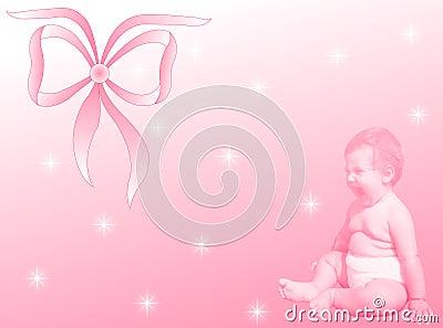 Vrouwelijke babygeboorte