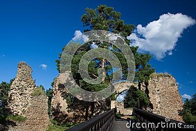 Vrskamyk Ruins