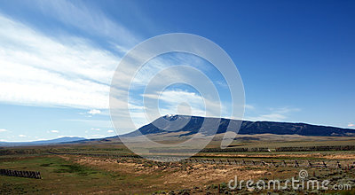 Vue du Wyoming