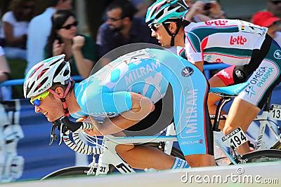 Vuelta a España 2010 Editorial Photography