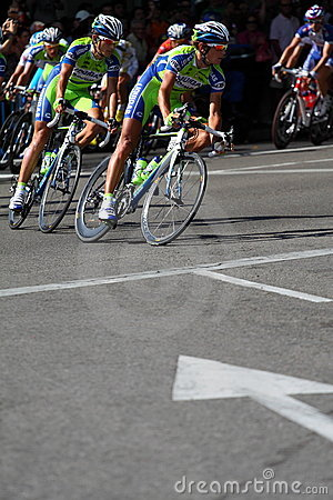 Vuelta a España 2010 Editorial Photography