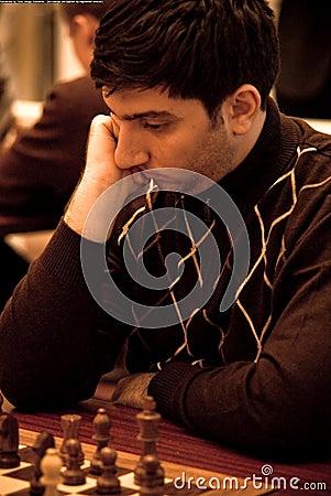 Vugar Gashimov Editorial Image