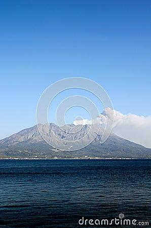 Vulcão ativo