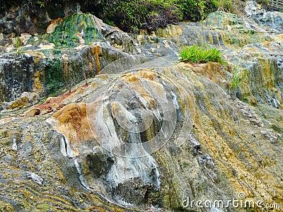 Vulcanization rocks