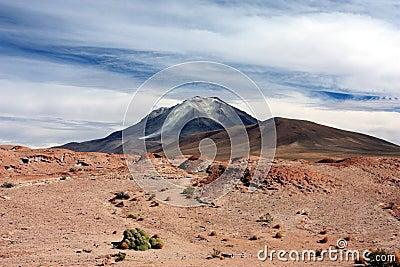 Vulcano in bolivia