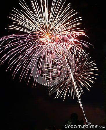 Vuurwerk I