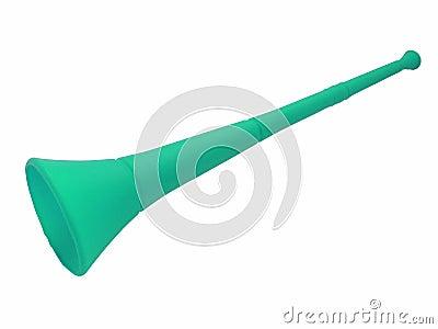 Vuvuzela κέρατων