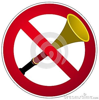 Free Vuvuzela Royalty Free Stock Images - 14847149