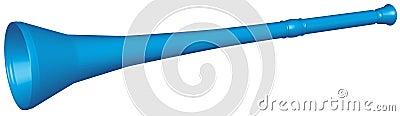 Vuvuzela Blue