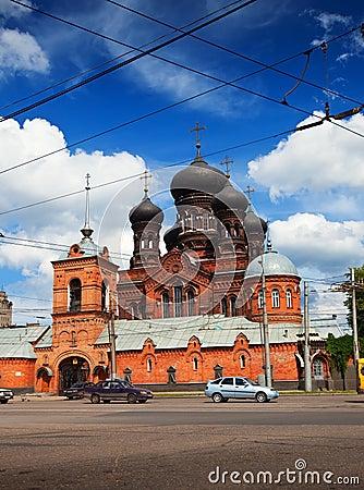 Vvedensky convent in Ivanovo