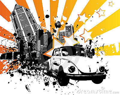 VW Beetle Royalty Free Stock Image - Image: 4376366