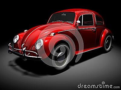 VW Beetle 5