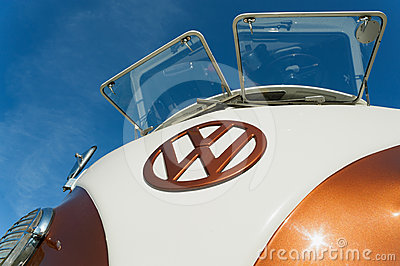 VW Camper Editorial Photography