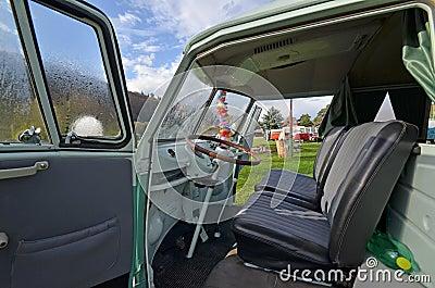 Vw transporter classic camping van