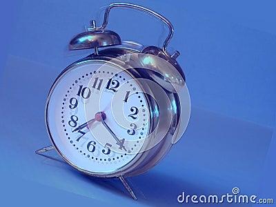 W poniedziałek rano blue