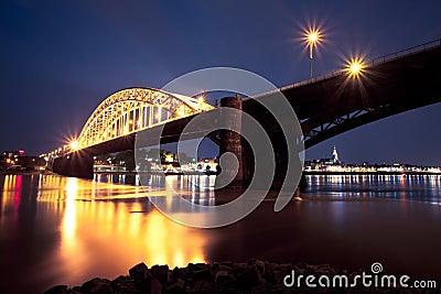 Waal Bridge, Nijmegen