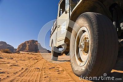 Wadi Rum desert Safari, Jordan