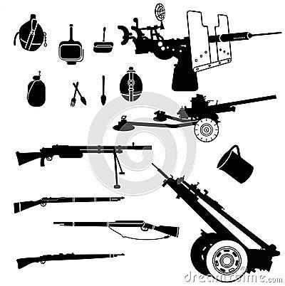 Waffe 2