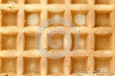 Waffle, background.