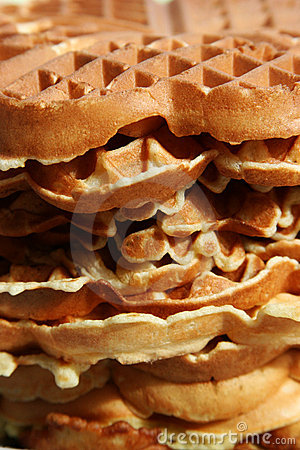 Free Waffles Stock Photography - 1170732