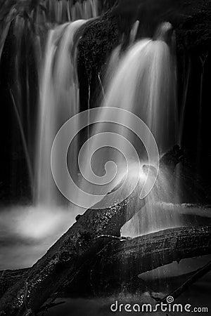 Wagner Falls Detail
