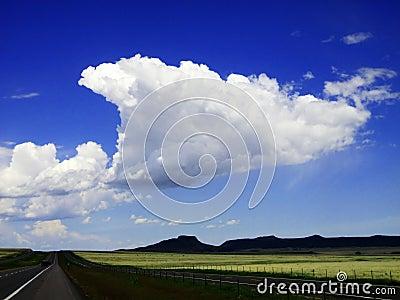 Wagon Mound Cloud
