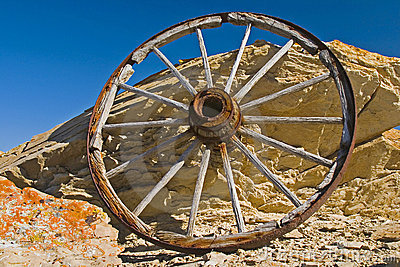 Wagon Wheels of the West