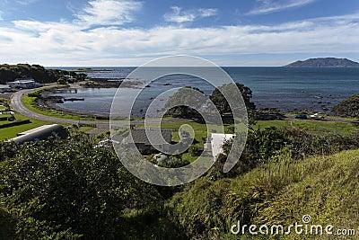 Waihau bay