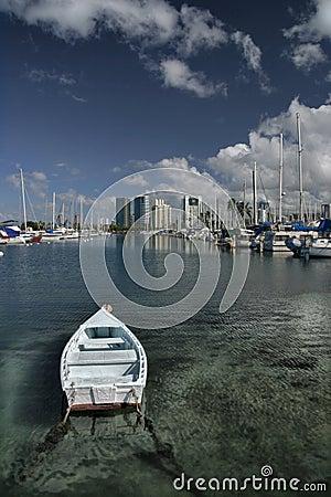 Waikiki Harbor