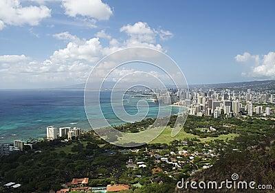 Waikiki Shoreline
