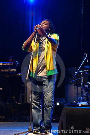 The Wailers in Concert Editorial Photo