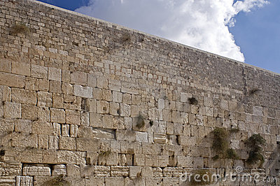 The Wailing Wall, Jerusalem, Israel
