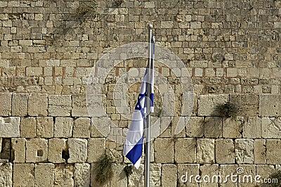The Wailing Wall, Jerusalem, Israel