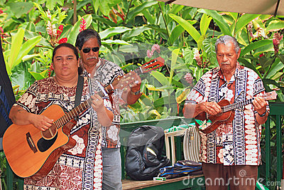 Wailua River Boat Tour Entertainment Editorial Image
