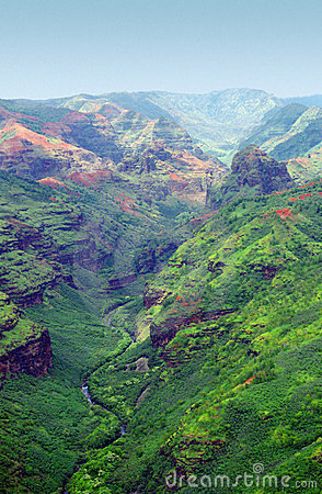 Free Waimea Canyon, Kauai, Hawaii Stock Photo - 2146310