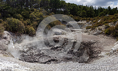 WaiOTapu Geothermal Wonderland, New Zealand