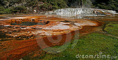 Waiotapu Thermal Pool