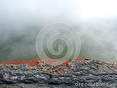 Waiotapu Thermal Reserve, New Zealand