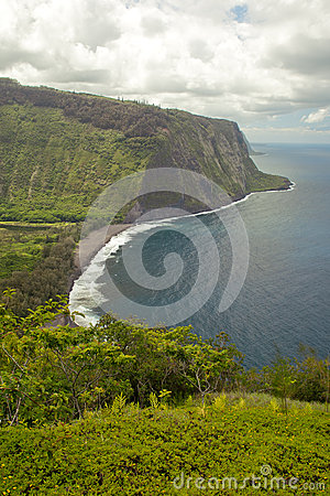 Waipio Valley (Hamakua Coast), Hawaii